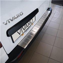 Schutzleiste Ladekante matt Renault Trafic III