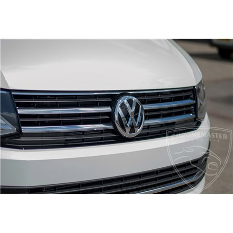 Grillzierleisten Edelstahl Chrom Volkswagen T6