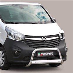Frontschutzbügel mit EU-Typgenehmigung Fiat Talento