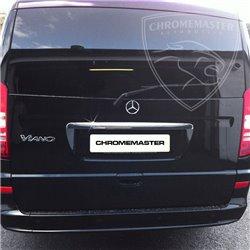 Heckblende Nummernschild Mercedes W639 Vito Viano