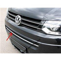 Vordere Stoßfängerleiste Chrom Volkswagen T5 ab Facelift