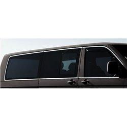 Chrom Edelstahl Fensterleisten Volkswagen T5