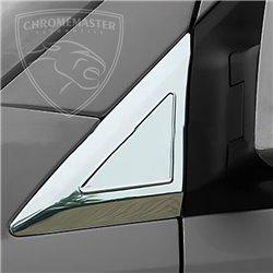 Chrom Dreieck Abdeckungen Volkswagen Crafter