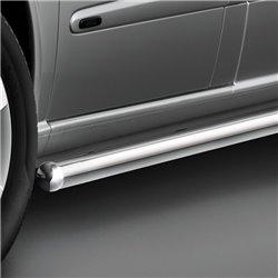 Flankenschutz Chrom Opel Vivaro B
