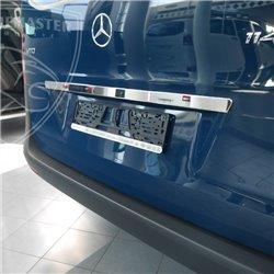 Heckblende Nummernschild Mercedes W447 Vito V-klasse