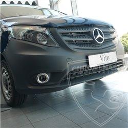 Nebelscheinwerferrahmen Ringe Umrandung Mercedes W447 Vito