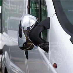 Chrom Abdeckung Aussenspiegel Renault Trafic II