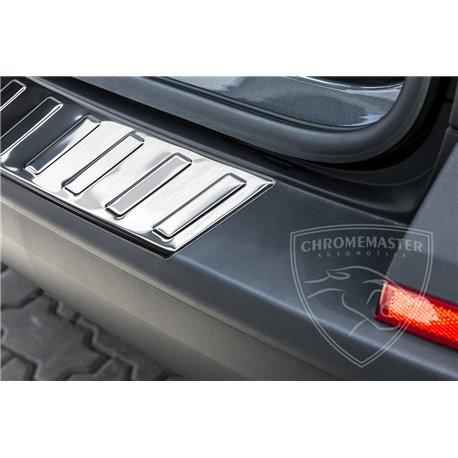 Ladekantenschutz Schutzplatte gebürstet Volkswagen T6