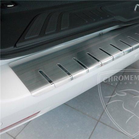Ladekantenschutz Schutzplatte EDELSTAHL Mercedes W447 Vito V-klasse