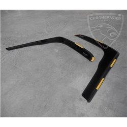 Windabweiser für Seitenscheiben Opel Vivaro B
