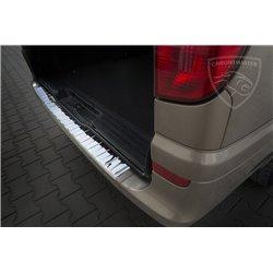 Schutzleiste Ladekante Echt Chrom Mercedes W639 Vito Viano